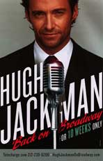 Hugh Jackman Back on Broadway (Broadway)