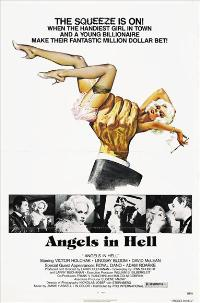 Hughes & Harlow: Angels in Hell - 11 x 17 Movie Poster - Style B