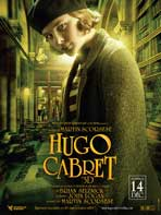 Hugo - 11 x 17 Movie Poster - French Style E