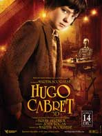 Hugo - 11 x 17 Movie Poster - French Style F