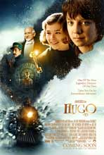 Hugo - 11 x 17 Movie Poster - Style D