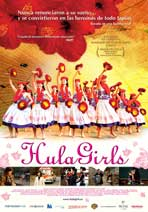 Hula Girls - 43 x 62 Movie Poster - Spanish Style A