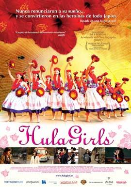 Hula Girls - 43 x 62 Movie Poster - Spanish Style A