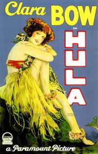 Hula - 43 x 62 Movie Poster - Bus Shelter Style A