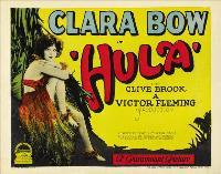 Hula - 30 x 40 Movie Poster UK - Style A