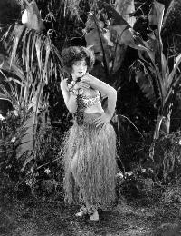 Hula - 8 x 10 B&W Photo #1