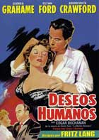 Human Desire - 11 x 17 Movie Poster - Spanish Style A