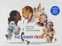 The Human Factor - 22 x 28 Movie Poster - Half Sheet Style A