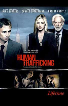 Human Trafficking - 11 x 17 Movie Poster - Style A