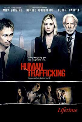 Human Trafficking - 27 x 40 Movie Poster - Style A