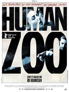 Human Zoo - 27 x 40 Movie Poster - French Style A