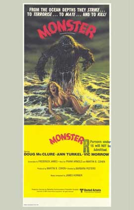 Humanoids from the Deep - 11 x 17 Movie Poster - Style B