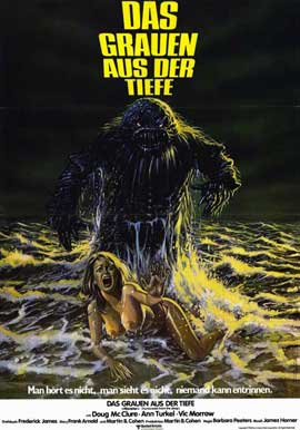Humanoids from the Deep - 11 x 17 Movie Poster - German Style A