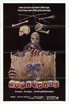 Humongous - 27 x 40 Movie Poster - Style A