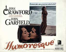 Humoresque - 11 x 14 Movie Poster - Style B