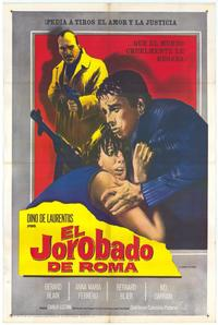 The Hunchback of Rome - 11 x 17 Movie Poster - Spanish Style A