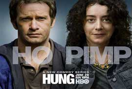 Hung (TV) - 11 x 17 TV Poster - Style C