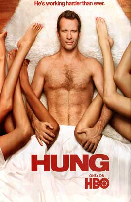 Hung (TV) - 11 x 17 TV Poster - Style I