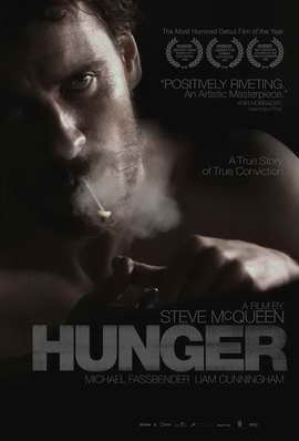 Hunger - 27 x 40 Movie Poster - Style B