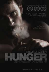 Hunger - 43 x 62 Movie Poster - Bus Shelter Style A
