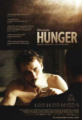 Hunger - 11 x 17 Movie Poster - Style B