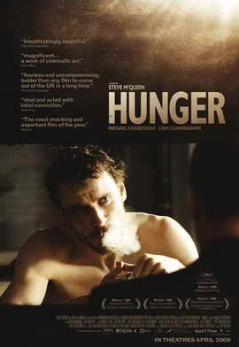 Hunger - 27 x 40 Movie Poster - Style C