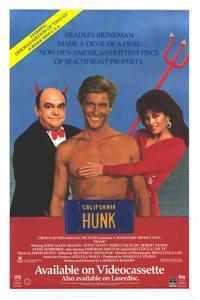 Hunk - 43 x 62 Movie Poster - Bus Shelter Style A