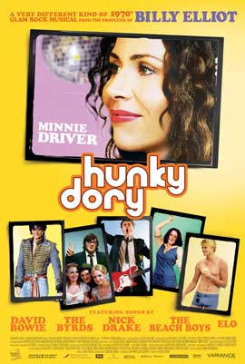 Hunky Dory - 11 x 17 Movie Poster - Style A