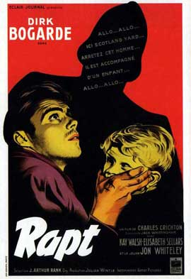 Hunted - 11 x 17 Movie Poster - French Style A
