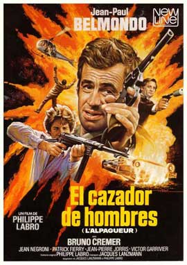 Hunter Will Get You - 11 x 17 Movie Poster - Spanish Style A