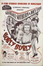 Hurly Burly - 27 x 40 Movie Poster - Style B