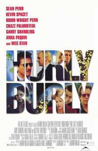 Hurlyburly - 11 x 17 Movie Poster - Style A