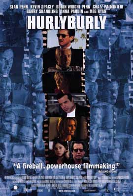 Hurlyburly - 11 x 17 Movie Poster - Style B