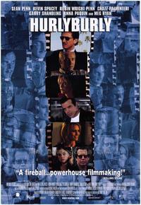 Hurlyburly - 27 x 40 Movie Poster - Style B