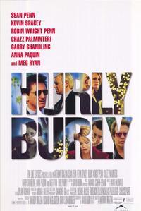 Hurlyburly - 27 x 40 Movie Poster - Style C