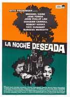 Hurry Sundown - 11 x 17 Movie Poster - Spanish Style A