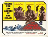 Hurry Sundown - 22 x 28 Movie Poster - Half Sheet Style A