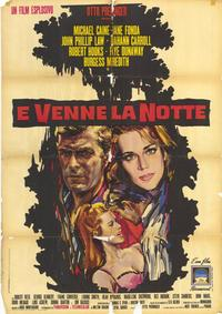 Hurry Sundown - 39 x 55 Movie Poster - Italian Style A