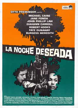 Hurry Sundown - 11 x 17 Movie Poster - Spanish Style A