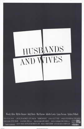 Husbands and Wives - 11 x 17 Movie Poster - Style A