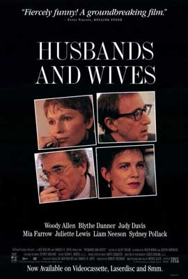Husbands and Wives - 11 x 17 Movie Poster - Style B