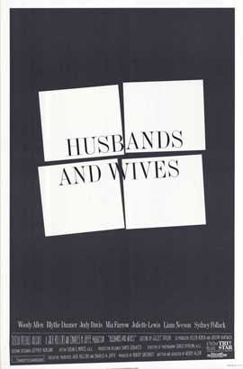 Husbands and Wives - 27 x 40 Movie Poster - Style A