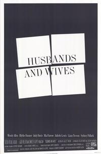 Husbands and Wives - 43 x 62 Movie Poster - Bus Shelter Style A