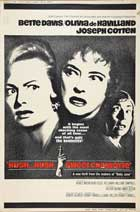 Hush Hush, Sweet Charlotte - 27 x 40 Movie Poster - Style D