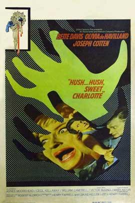 Hush Hush, Sweet Charlotte - 11 x 17 Movie Poster - Style C