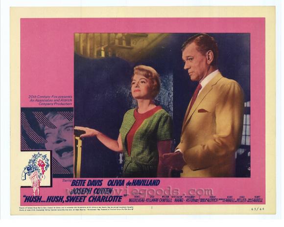 Sweet charlotte movie poster