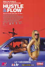 Hustle and Flow - 27 x 40 Movie Poster - French Style A
