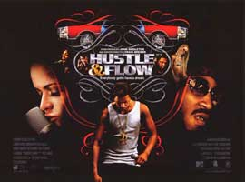Hustle and Flow - 11 x 17 Movie Poster - Style B