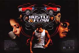 Hustle and Flow - 27 x 40 Movie Poster - Style B