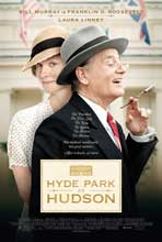 Hyde Park on Hudson - 11 x 17 Movie Poster - Style A